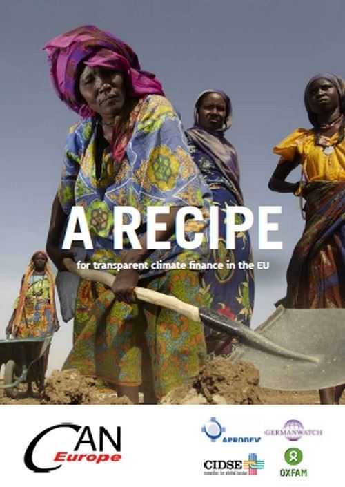 Cover: Oxfam GB/International Andy Hall, in Chad