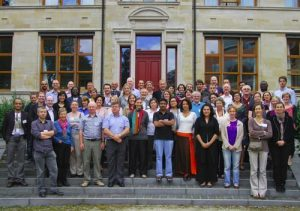 Participantes de la conferencia de crecimiento 2011 CIDSE