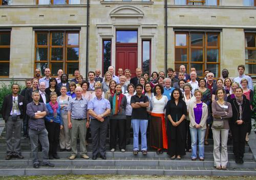 Participants of the 2011 CIDSE growth conference