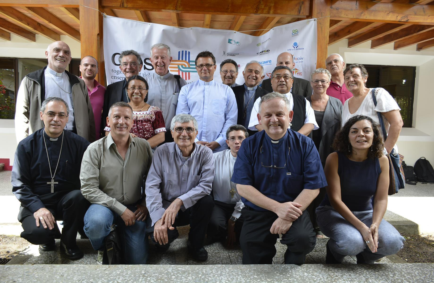 The delegation