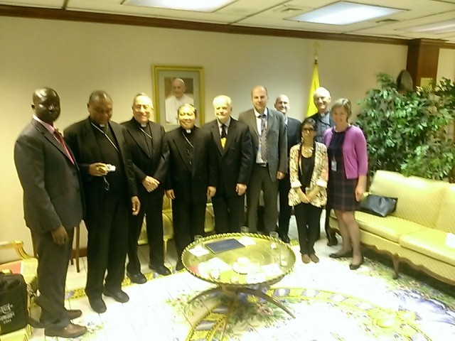 Vatican Delegation New York