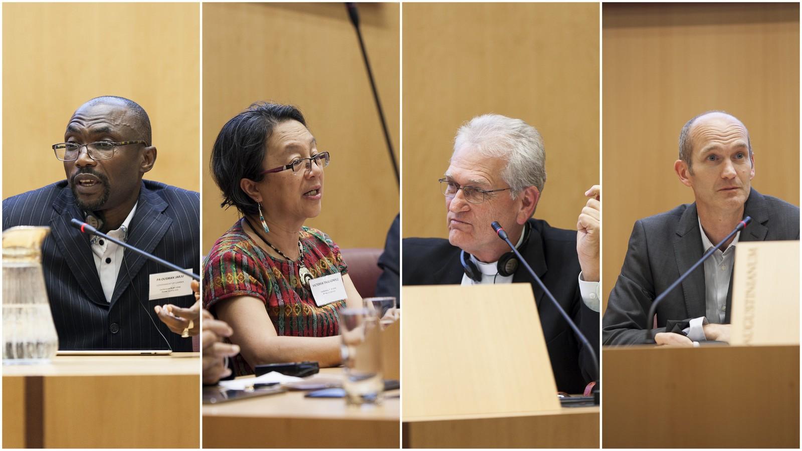 Panel dialogue 2