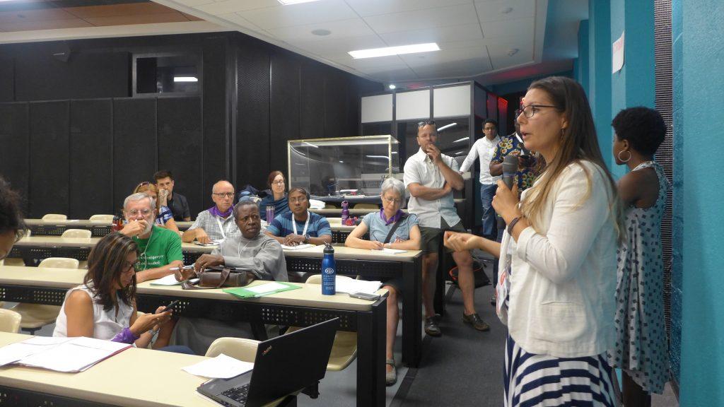 Workshop: Mudança climática: continuação da mobilização de pessoas e promoção de modos de vida sustentáveis após o COP21