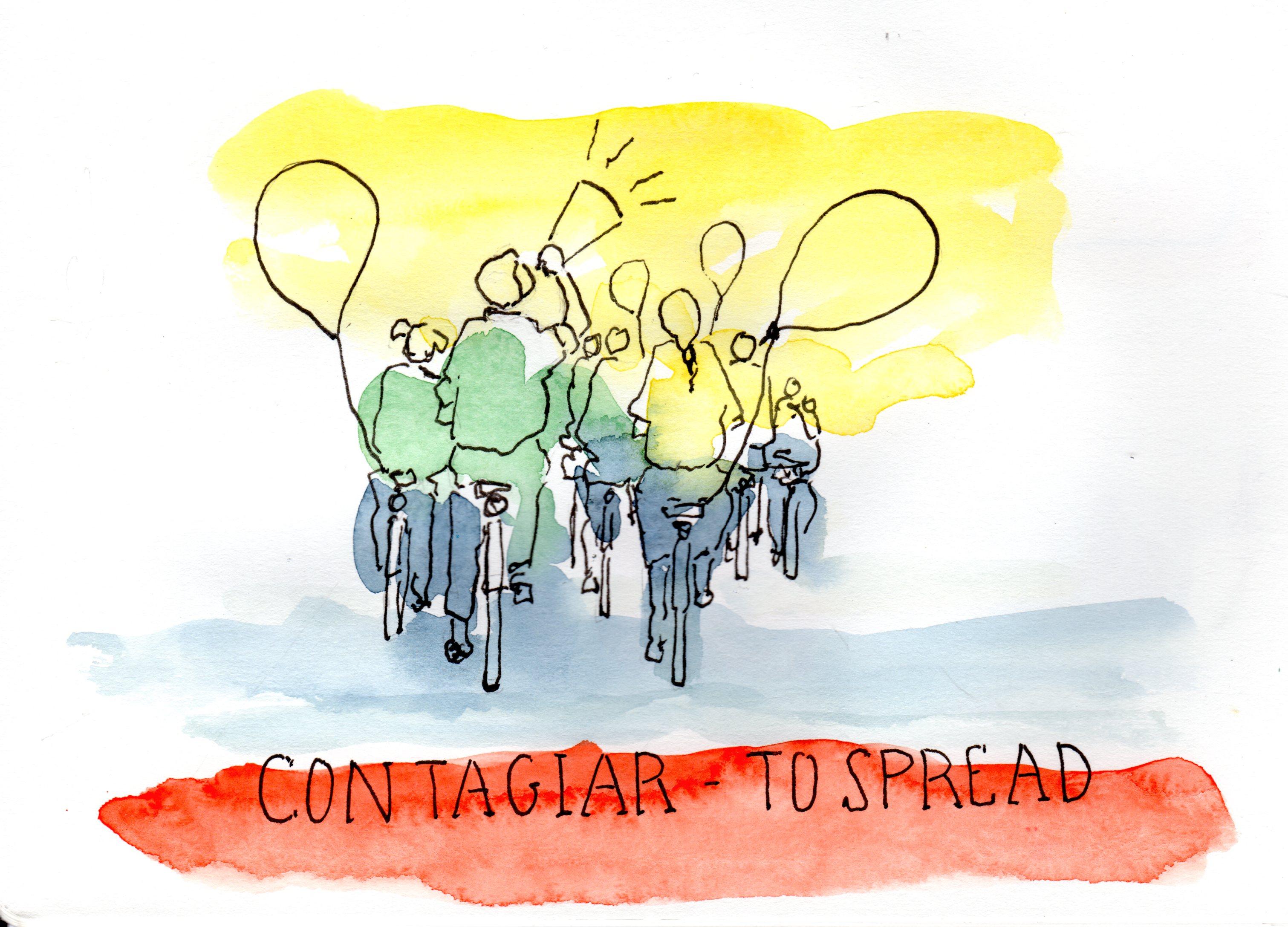 Contagiar