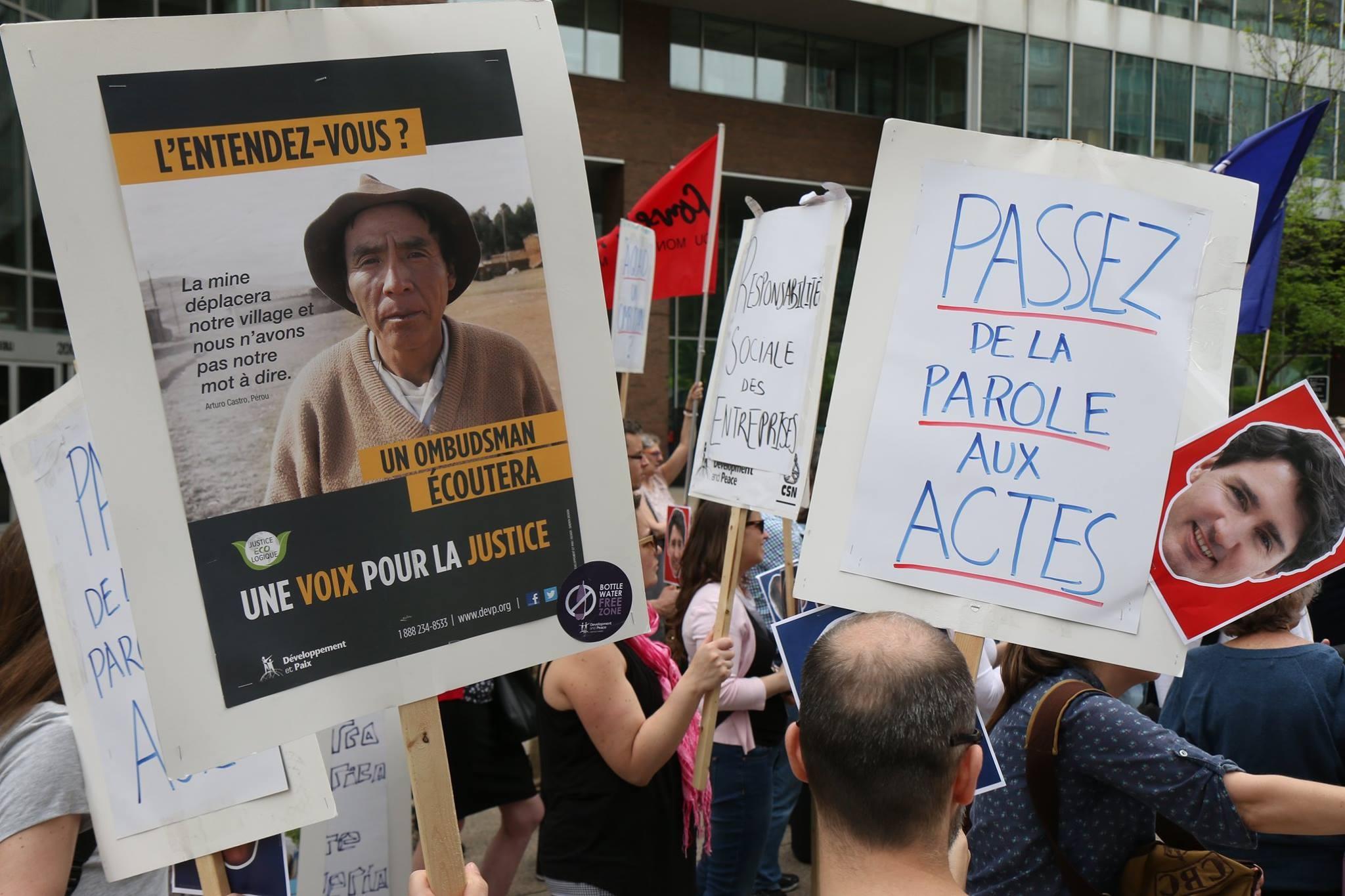 © Desenvolvimento e Paz - Caritas Canadá