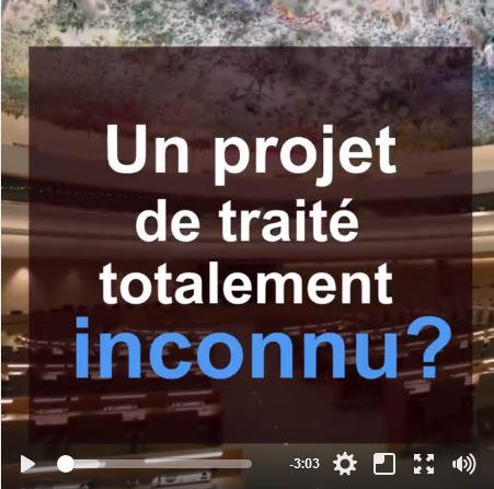 Video del tratado