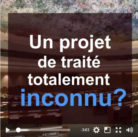 Treaty video