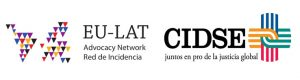 Logotipos EU LAT CIDSE