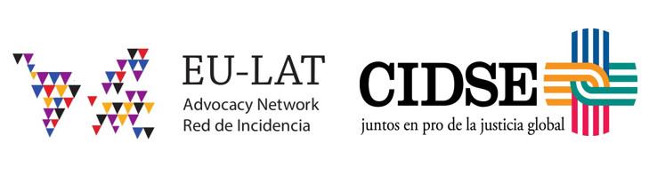EU LAT CIDSE logos