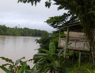 Detalhe do Atrio do Rio Sciaf