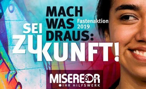 Misereor 2019 lenten campaign